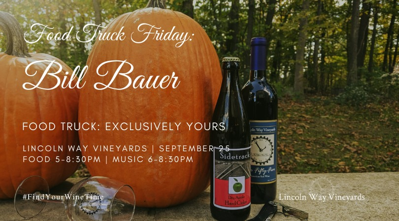 Fall Winery Event